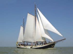 groot zeilschip
