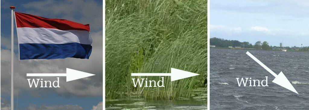 windrichting